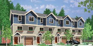 Plex House Plans  Multiplexes  QuadPlex PlansF   plex house plans  double master suite house plans  F