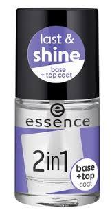 <b>essence</b> Базовое и <b>верхнее покрытие</b> 2в1 | Купить в BeautyHome