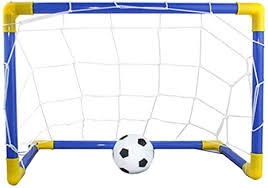TOYANDONA <b>1 Set</b> Kids Football Goal <b>Mini</b> Soccer Goal <b>Portable</b> ...