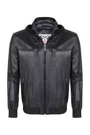 <b>Кожаная куртка IPARELDE</b> арт E5543_BLACK/G19020960201 ...
