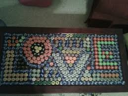 image of coffee bottle cap table designs bottle cap furniture