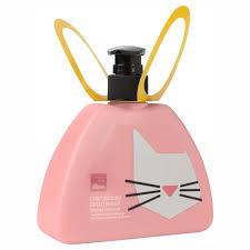 <b>Смягчающий питательный флюид</b> для тела Lovely Care Кошка ...