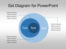 venn diagramfree set diagram for powerpoint  venn diagram template