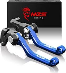 MZS CNC Pivot Brake Clutch Levers - Amazon.com