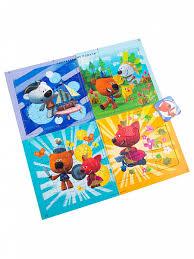 <b>Пазл</b> 9-16-25-36 эл. МиМиМишки 03517 <b>Origami</b> - купить в ...