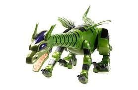 Интерактивный динобот <b>Feng Yuan</b> Fire Dragon купить
