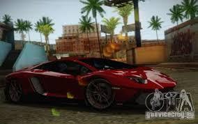 <b>Lamborghini Aventador LP720</b>-<b>4</b> 2013 для GTA San Andreas