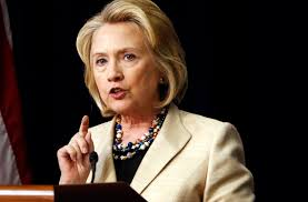 Hillary Clinton, candidata