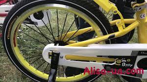 Детский <b>двухколёсный велосипед Royal Child</b> Sport. - YouTube