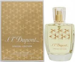<b>S.T Dupont</b> Pour <b>Femme</b> Special Edition Eau de Parfum 100ml Spray