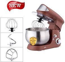 Stand Mixer, Dough Mixer <b>600W 3.5 L Stainless Steel</b> Bowl 6 ...