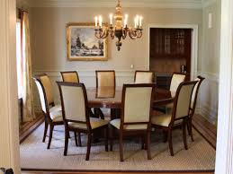 Craigslist Dining Room Table And Chairs Hit Craigslist Mahogany Formal Dining Room Elegant Mahogany Large