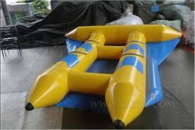 China <b>Inflatable Flying Fish</b> Tube Towable / <b>Inflatable</b> Banana Boat ...
