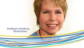 Dr. Yvonne Weisze - Sekretariat <b>Monika Braun</b>. Home · Menschen Mitarbeiter - monika_braun