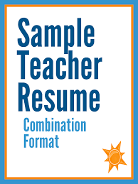 resume ideas that have worked for clientssample teacher resume