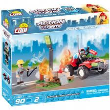 <b>Конструктор Cobi Пожарный квадроцикл</b> (COBI-1461) купить в ...
