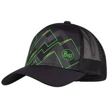<b>Кепка Buff</b> Trucker Cap Sone Black купить в 1 клик