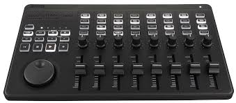 USB-<b>MIDI</b>-<b>контроллер</b> Korg NANOKONTROL-STUDIO, Корг в ...