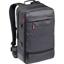 <b>Manfrotto Manhattan Mover</b>-<b>50</b> Camera Backpack (Gray) <b>MB</b>