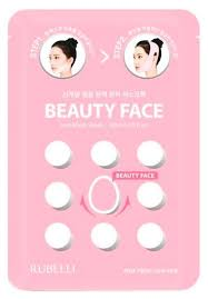 Rubelli <b>маска</b> сменная Beauty Face Hot Mask Sheet для <b>подтяжки</b> ...