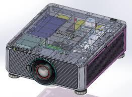 <b>LU9715</b> Digital Projector User Manual