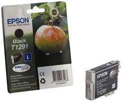 Картридж струйный <b>Epson T1291 C13T12914012 Черный</b>, купить ...