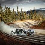 Ken Block's Latest Insane Drifting Video Takes Place on Pikes Peak