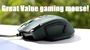 <b>Trust GXT 155C</b> Value Gaming Mouse - YouTube