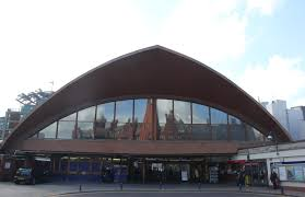 Manchester Oxford Road railway station