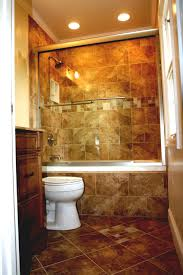 ideas small bathrooms shower sweet: bathroom shower remodeling designs doorless plans home sweet small ideas using square travertine wall along with recessed light in and sliding without doors