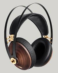<b>Meze 99 Classics Walnut</b> Gold Wood Headphones | Meze Audio ...