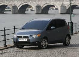 <b>Mitsubishi</b> начинает продажи обновленной <b>модели Colt в</b> России