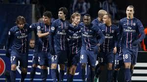 Huit joueurs du PSG en sélection