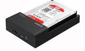 <b>ORICO 2.5</b> / 3.5 <b>inch</b> USB3.0 & eSATA <b>Hard Drive</b> Dock (6518SUS3 ...