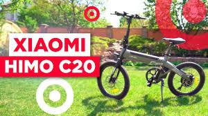 Как выбрать <b>Электровелосипед</b> / Обзор <b>Xiaomi HIMO</b> C20 ...