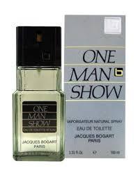 Jaques <b>Bogart One Man Show</b> For Men 100 ml Eau de Toilette ...