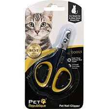 Pet Republique Cat Nail Clippers - Professional Claw ... - Amazon.com
