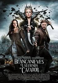 Blancanieves y el Cazador (2012)
