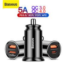 <b>Автомобильное зарядное устройство Baseus</b> 30 Вт Quick Charge ...