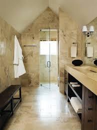 trendy travertine bathroom pictures design