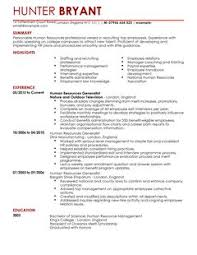 Human Resources CV Examples | CV Templates | LiveCareer ... are downloadable as Adobe PDF, MS Word Doc, Rich Text, Plain Text, and Web Page HTML Formats. Click to Enlarge Image LiveCareer CV Example Directory