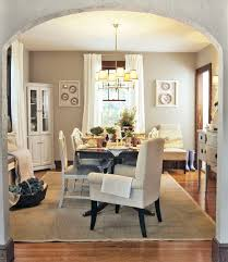 living room dining makeovers