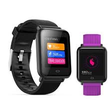 <b>Q9 Smartwatch IP67</b> Waterproof Sports Android IOS Functions ...