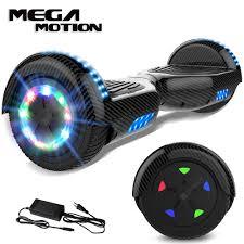 Mega Motion 6.5 Hoverboard Premium ES01 Self Balance Scooter ...