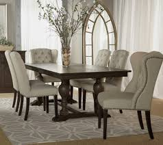 Trestle Dining Room Sets Wonderful Astor Double Trestle Extension Dining Table Listed In