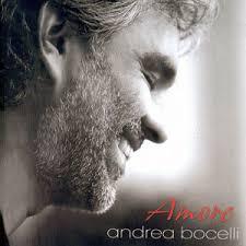 <b>Amore</b> (<b>Andrea Bocelli</b> album) - Wikipedia