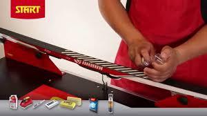 START - Applying wax on Skingrip skis - YouTube