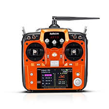 Radiolink AT10II 12CH RC Transmitter and Receiver ... - Amazon.com