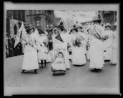 weblinks the progressive era 1912 suffragists in new york city 5 6 photo