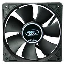 <b>Вентилятор</b> DeepCool XFAN 120L B <b>120mm</b> DP-FLED-XF120LB ...